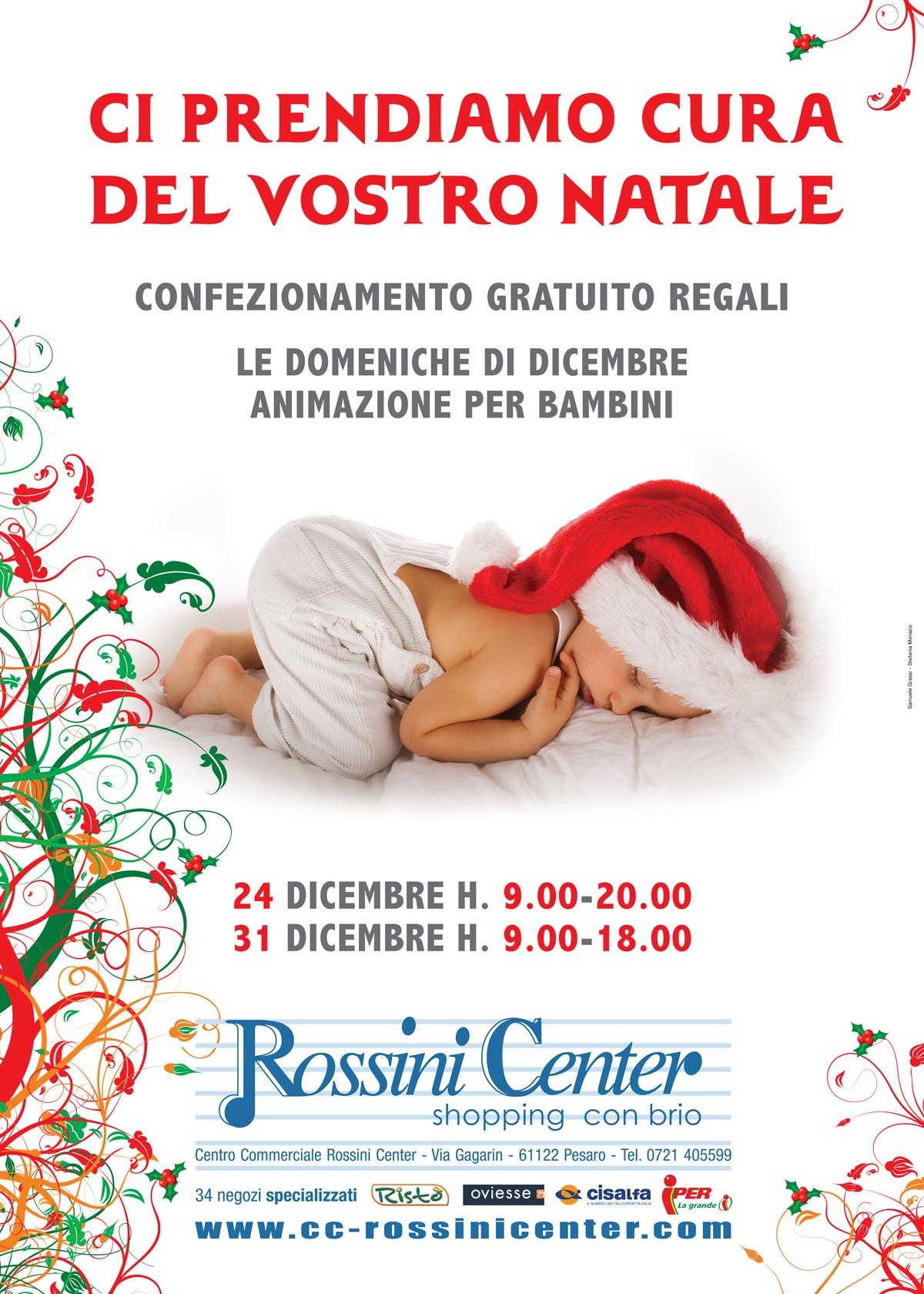 Natale rossini center 2011 samuele grassi for Clienti sinonimo