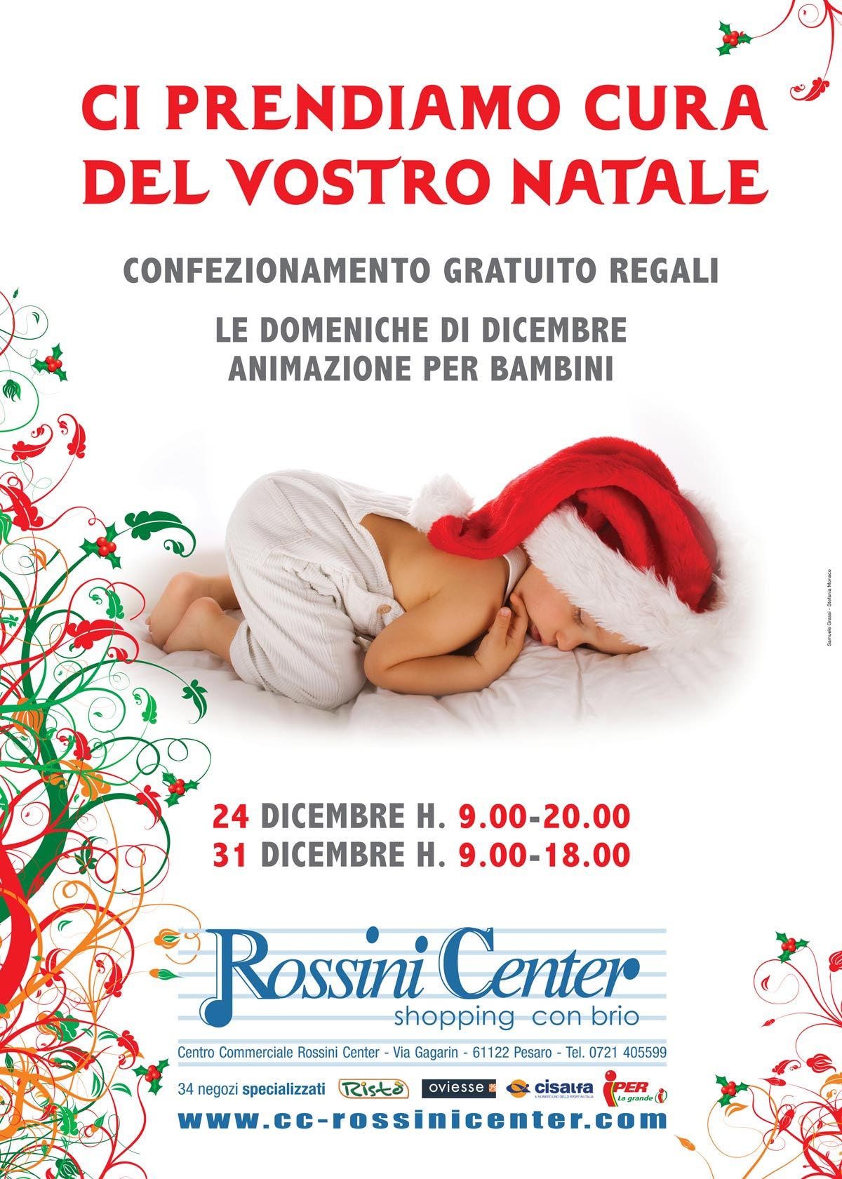 23fd3329864d Natale, Rossini Center, 2011. rossini_novembre_100x140-pocket Natale al Centro  Commerciale ...