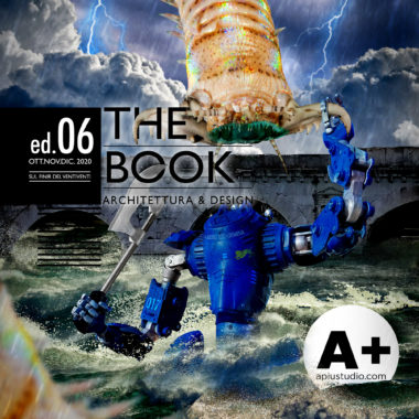 Copertina The Book, nr. 6